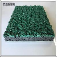 Recycled Black EPDM Rubber Granules for Artificial Grass Turf Infill Manufactures