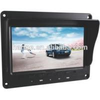 Car Rear Packing Sensors Reversing with 7 Inch LCD Monitor IP68 Camera for Backup System Manufactures