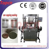 metal cans canning machine jars pop can capping