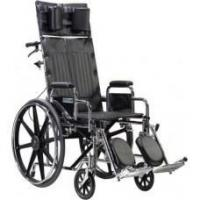 Wheelchair Deluxe Sentra Recliner 22 Inch Manufactures