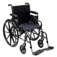 Wheelchair Cruiser III Lightweight Removable Desk Arms Mag 18 Inch 300 lbs. Manufactures