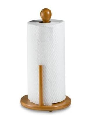Quality Bamboo Paper Towel Holder for sale