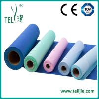 Buy cheap Tissue+Poly Series Dental bib roll from wholesalers