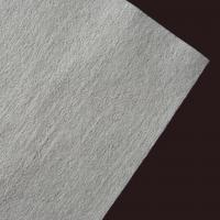 Buy cheap Blue Plain Woodpulp and Polyester Nonwoven cloth from wholesalers