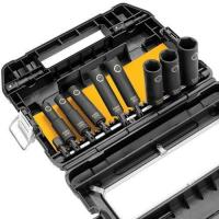 DEWALT DW22838 3/8-Inch 10-Piece Impact-Ready Socket Set Manufactures