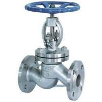 Buy cheap J41W stainless steel flange globe valve from wholesalers