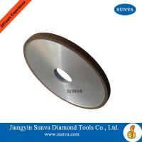 Buy cheap SUNVA Diamond & CBN Grinding Wheels for stones from wholesalers