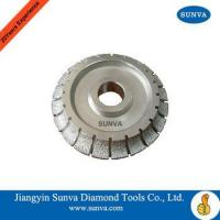 Buy cheap SUNVA Brazed Diamond Grinding Wheels from wholesalers