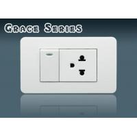 VPON Manbang ONE GANG SWITCH WITH US MULTI SOCKET Manufactures
