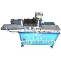 Automatic Wave-Shaped Roller Brush Trimming Machine WXD-TM400 Manufactures