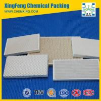 China Infrared honeycomb Ceramic Plate on sale