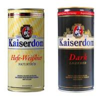 Buy cheap Imported Beer KAISERDOM 1L CANS from wholesalers