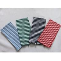 cotton/polyester tea towel/kitchen towel/dish cloth in bulk wholesale Manufactures