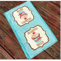 BSCI factory cheap hot sale waffle tea towels Manufactures
