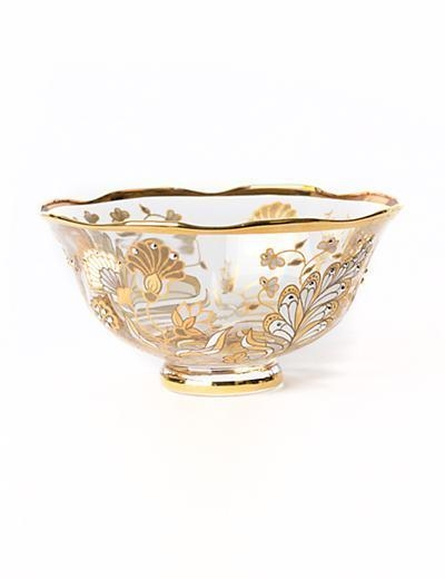 Quality Jessa Vine Floral Small Bowl for sale