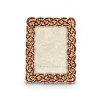 """Aileen Braided 3.5"""" x 5"""" Frame - Bouquet Manufactures"""