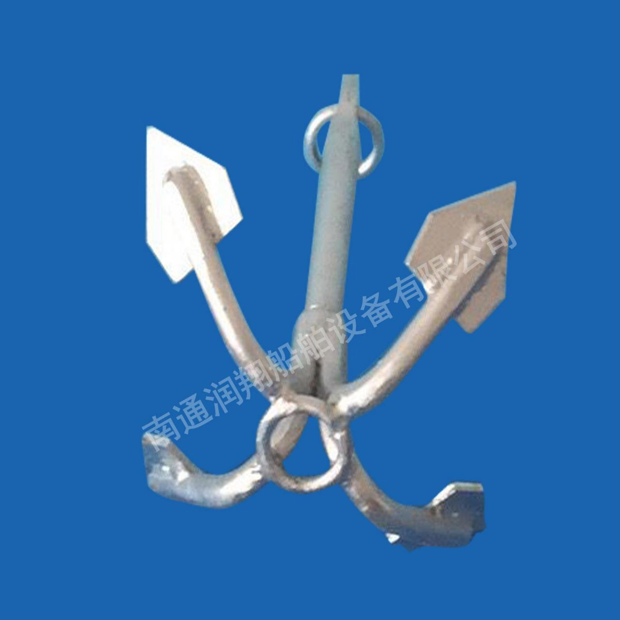 Hot galvanized four claw B anchor Manufactures
