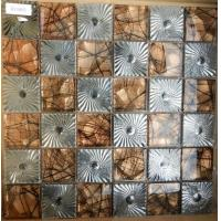 Buy cheap 48x48 Electroplated Mixed Resin for Wall Decoration Mosaic from wholesalers