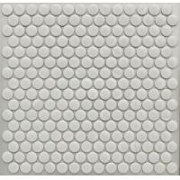 Buy cheap 19x19 White and Black Ceramic Mosaic Tile for Decoration, Kitchen, Bathroom and Swimming Pool from wholesalers