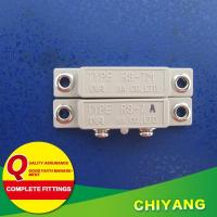Buy cheap Textile machinery fittings Cloth frame inductor from wholesalers