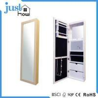 Buy cheap Wall Mounted Jewelry Armoire Jewelry Wall Cabinet from wholesalers