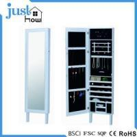 Buy cheap Standing Mirror Jewelry Armoire Standing Mirror Armoire from wholesalers
