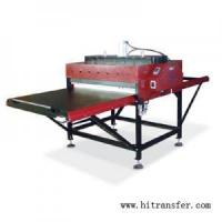 Buy cheap Pneumatic Double Stations Heat Press Machine HI-B3-1 from wholesalers