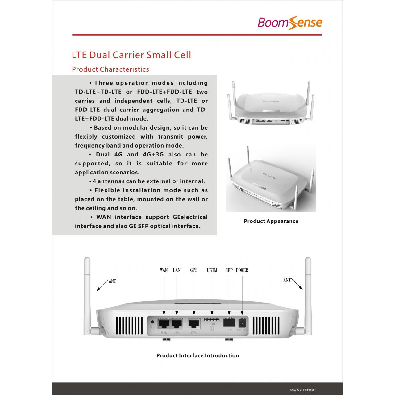 Buy cheap Dual Carrier Small Cell from wholesalers