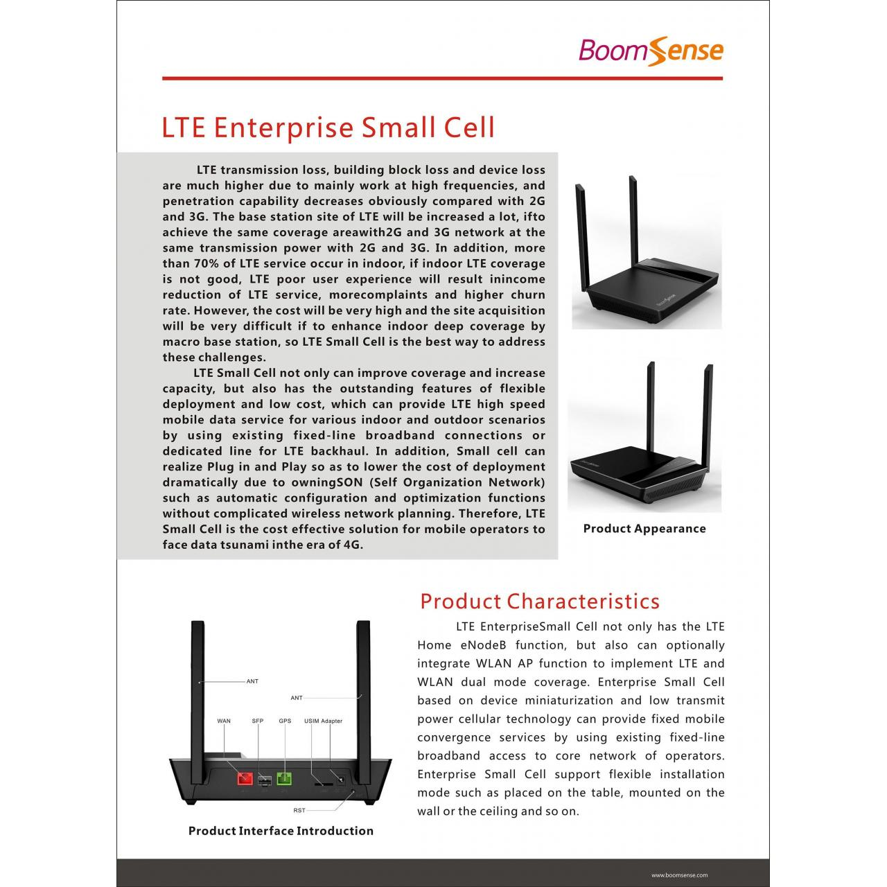 Buy cheap Enterprise Small Cell from wholesalers