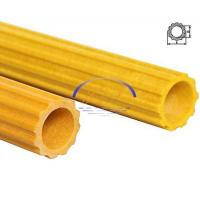 Buy cheap Standard FRP Pultruded Profile FRP Gear Tube from wholesalers