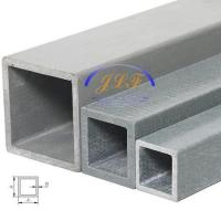 Standard FRP Pultruded Profile FRP Square Tube Manufactures