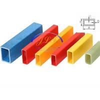 Standard FRP Pultruded Profile FRP Rectangular Tubes Manufactures