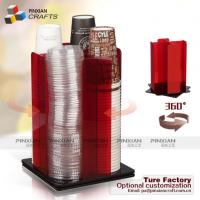 Buy cheap Acrylic Paper Cups For Water Dispenser from wholesalers