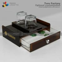 Buy cheap Lucite Amenity Trays For Bathroom from wholesalers