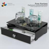 Lucite Bathroom Amenity Tray Manufactures