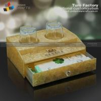 Acrylic Amenity Tray For Bathroom Sink Manufactures