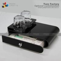 Plexiglass Amenity Trays For Hotels
