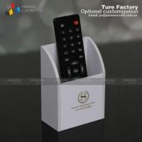 Buy cheap PMMA Bedroom Plexiglass TV Remote Stand from wholesalers
