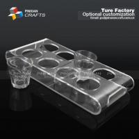 Buy cheap PMMA Shot Glass Shelf Plans from wholesalers