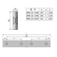 Buy cheap Shear blade Plate shears blade drawing from wholesalers