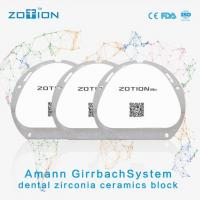 Buy cheap A3 Dental Zirconia Block from wholesalers