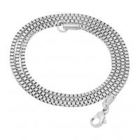 Shiny Star Stainless Steel Chain Wholesale Stainless Steel Box Chain Custom Size