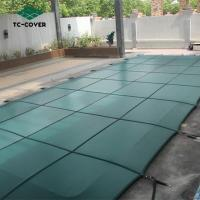 China Inground pool safety covers on sale