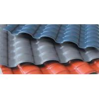 Minecraft Heat And Cold Insulation Plastic Roof Panels Small Wave ASA Coated