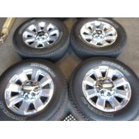 Wheels Tire Sets 2017 Ford F250 F350 Factory 20 Wheels Tires OEM Rims Michelin LTX AT2 10103 Manufactures