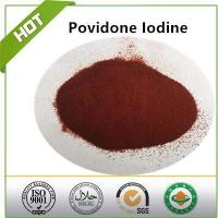 Povidone Iodine Powder CAS NO:25655-41-8 Raw Material Manufactures