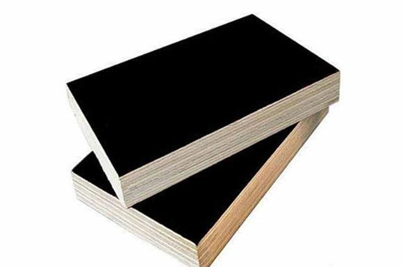 Quality Film faced plywood Black film faced plywood for sale