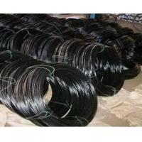 Black annealed wire Black annealed wire with oil Manufactures