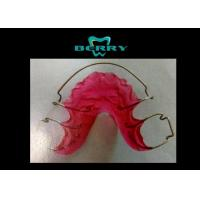 Traditional Hawley Retainer Dental Orthodontic Appliance Manufactures