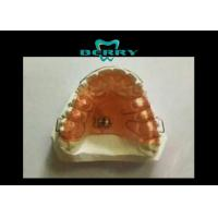 Traditional One-Dimensional Buccal Arch Expansion Dental Orthodontic Appliance Manufactures